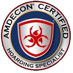 AMDECON Certified Hoarding Specialist