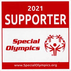 2021 Supporter Special Olympics