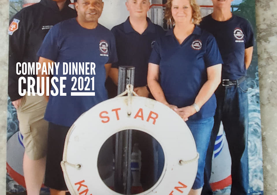 Tennessee Riverboat Summer Company Dinner 2021